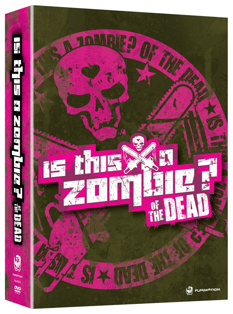 Is this a zombie of the dead dvd complete series hyb