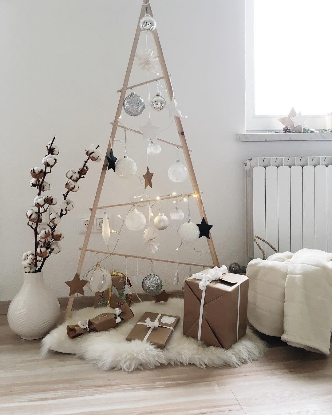 Modern Nordic Christmas Decorating Ideas   POPSUGAR Home Australia & Modern Nordic Christmas Decorating Ideas   POPSUGAR Home Australia ...