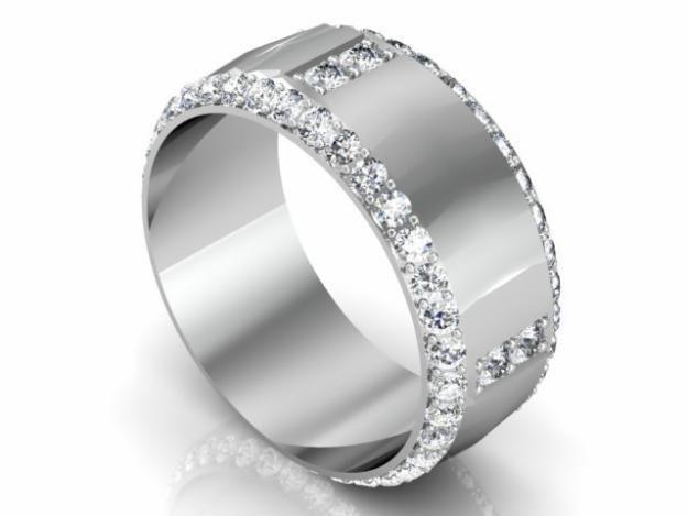Mens Diamond Rings Dallas Tx