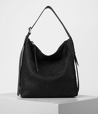 ALLSAINTS ZOKU N/S TOTE. #allsaints #bags #hand bags #tote #