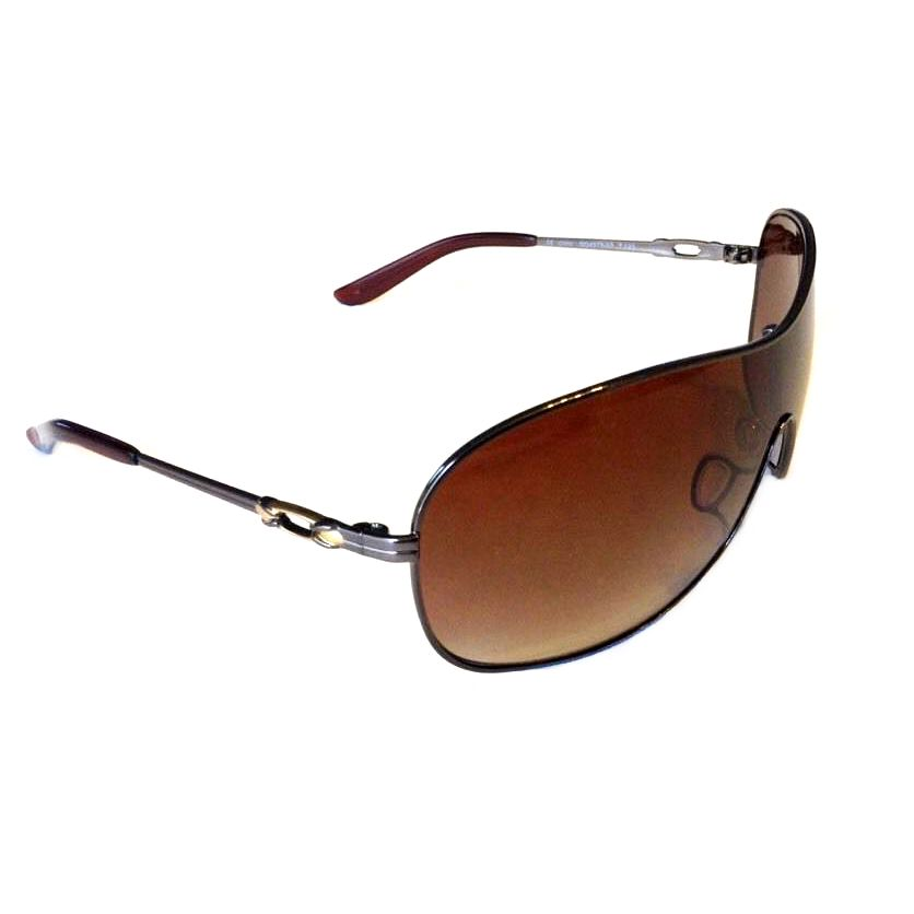 4c6b6266272 Cute Oakley women s shield sunglasses! Only  60!!! Oakley Collected  Chocolate Gradient Sunglasses