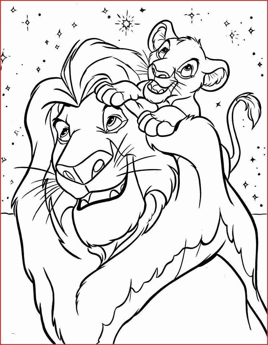 Coloring Pages Of Animals New Coloring Paper Papetr New Awesome Coloring Pages Beautiful Lion Coloring Pages Disney Coloring Sheets Disney Coloring Pages
