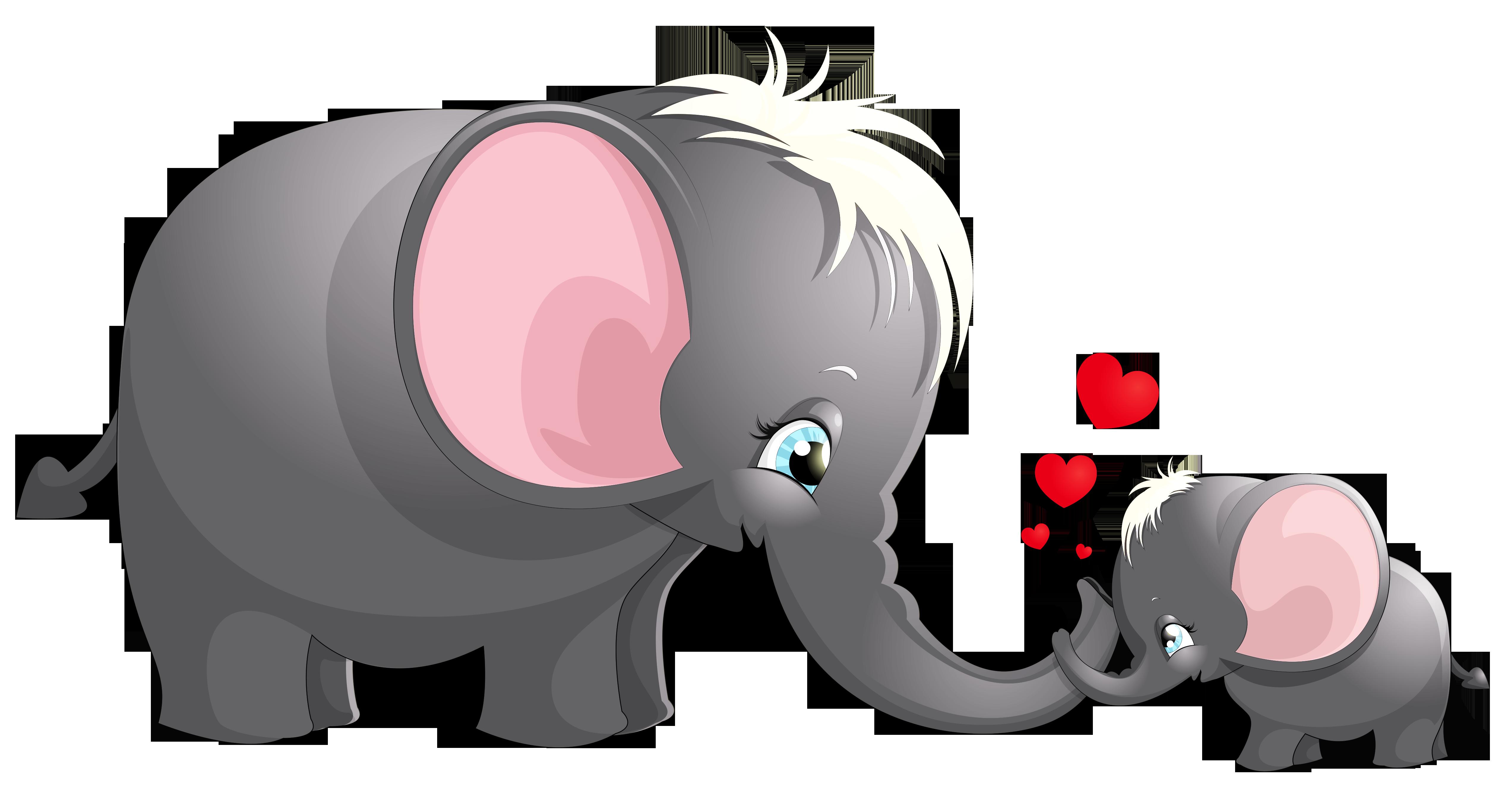 Vector Illustration Of Cartoon Cute Baby Elephant Isolated On Elephant Clip Art Cute Elephant Cartoon Cute Baby Elephant