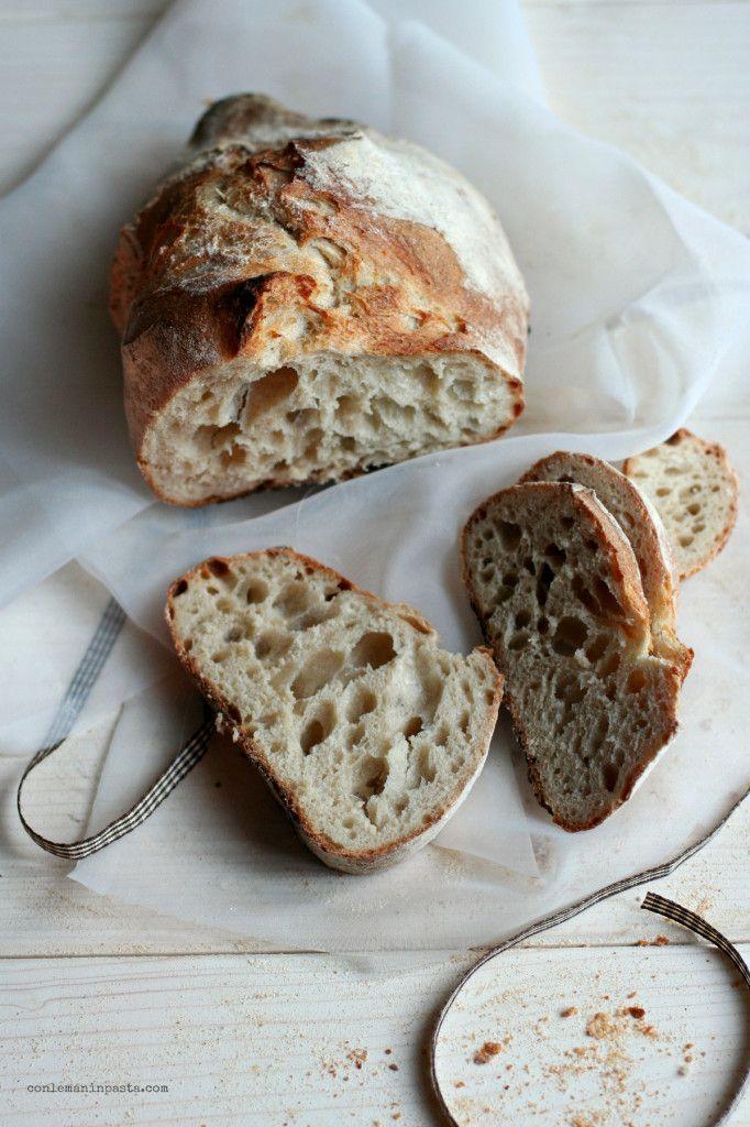Pagnotta di farina di farro con prefermento Bread Recipes - 15 minuten k che