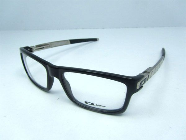 a68eba6af7 Oakley CURRENCY OX8026-0554 Eyeglasses In Bright Black For people who are  looking for a