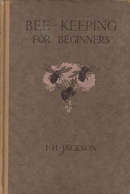 Jackson i h bee keeping for beginners ref 42990 for Salon apiculture