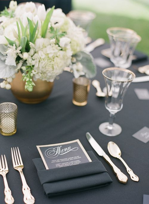 Brides Creative Napkin Ideas For Your Reception