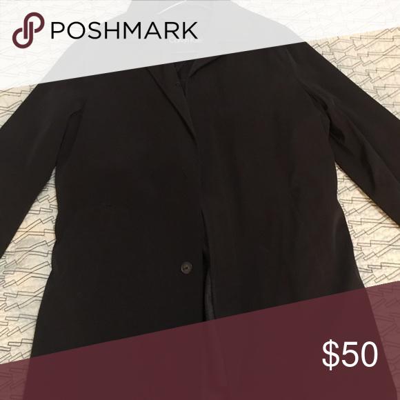 f4622a62bfef Calvin Klein rain coat- make offer Top coat. It is missing top ...
