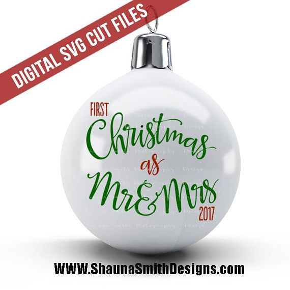 Wine First Christmas Together Ornament 2020 First Christmas as Mr and Mrs SVG FIRST Christmas Married | Etsy