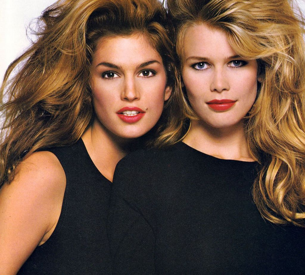 Cindy and claudia for revlon real tops top models pinterest cindy and claudia for revlon real tops ccuart Image collections