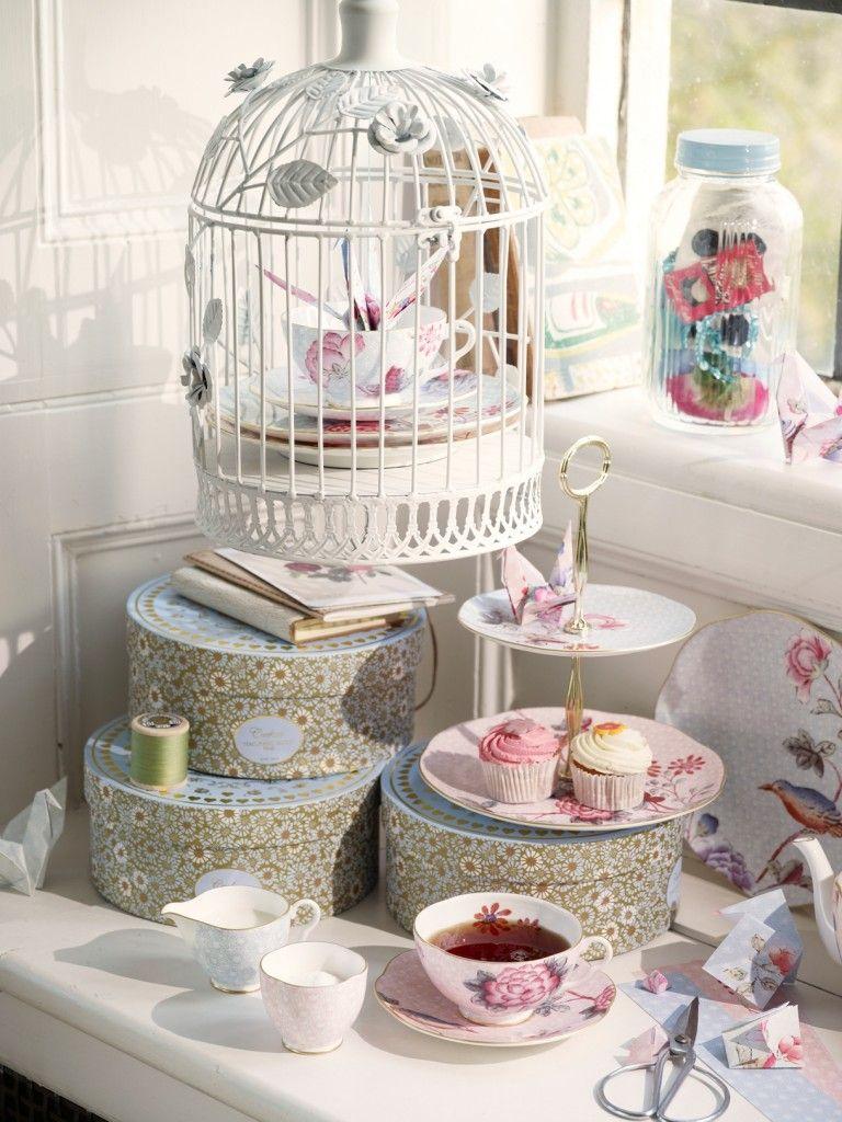 Lifestyle Birdcage Kitchen Tea Ideas Entertaining In 2019 Tea