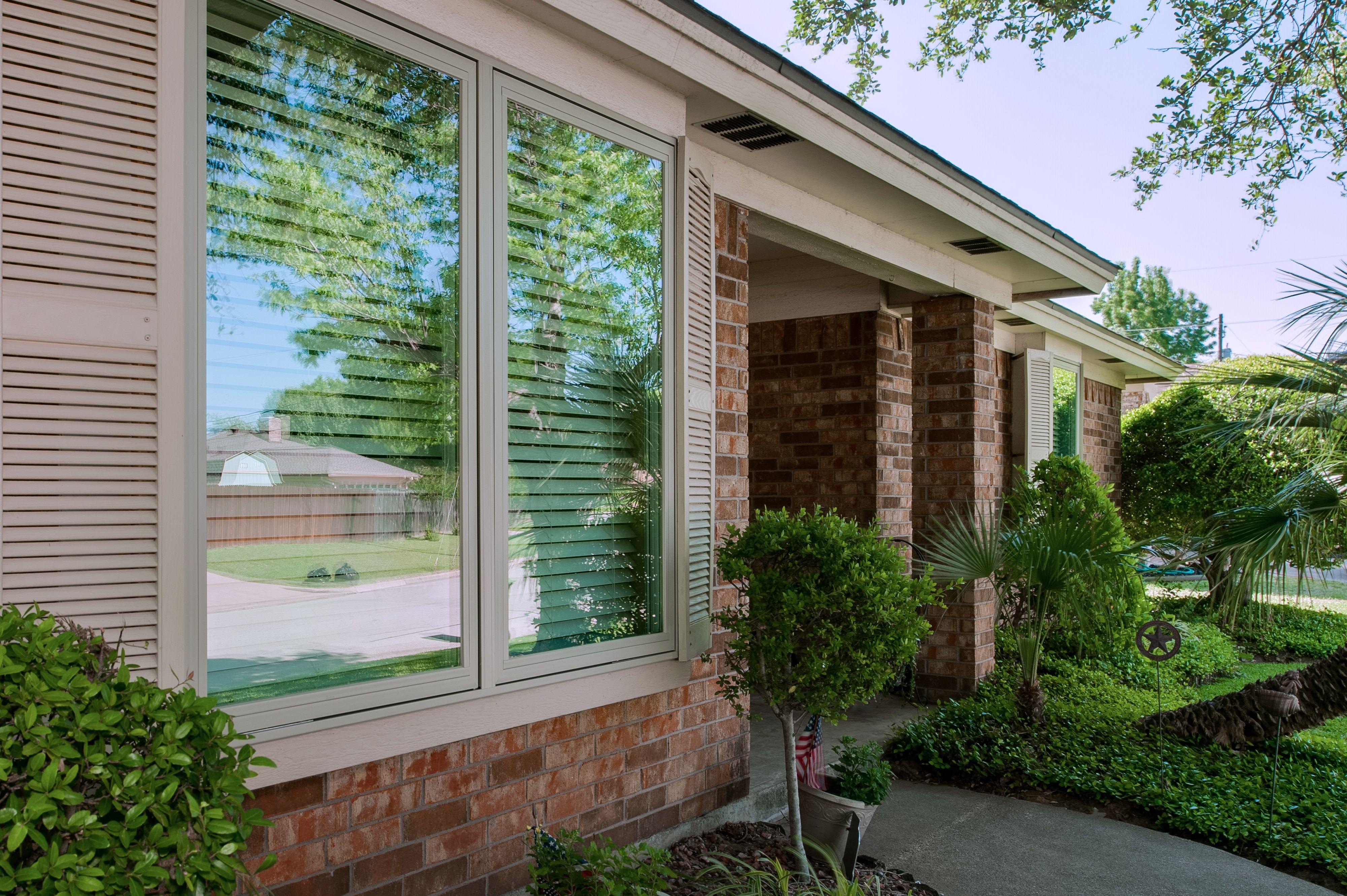 Andersen 100 Series Fibrex Windows In North Richland Hills Texas