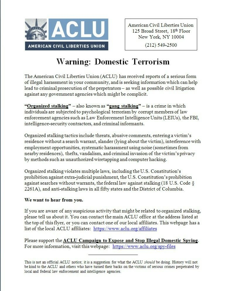 Pin by Laura Miller on Targeted Individuals | Violation of human