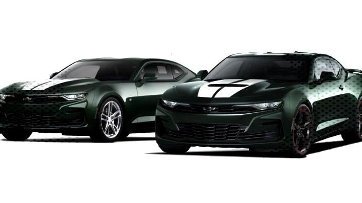 Chevy announces 2020 Camaro Heritage Edition — for Japan