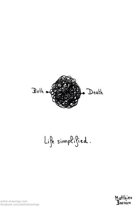So simple...  So True.!