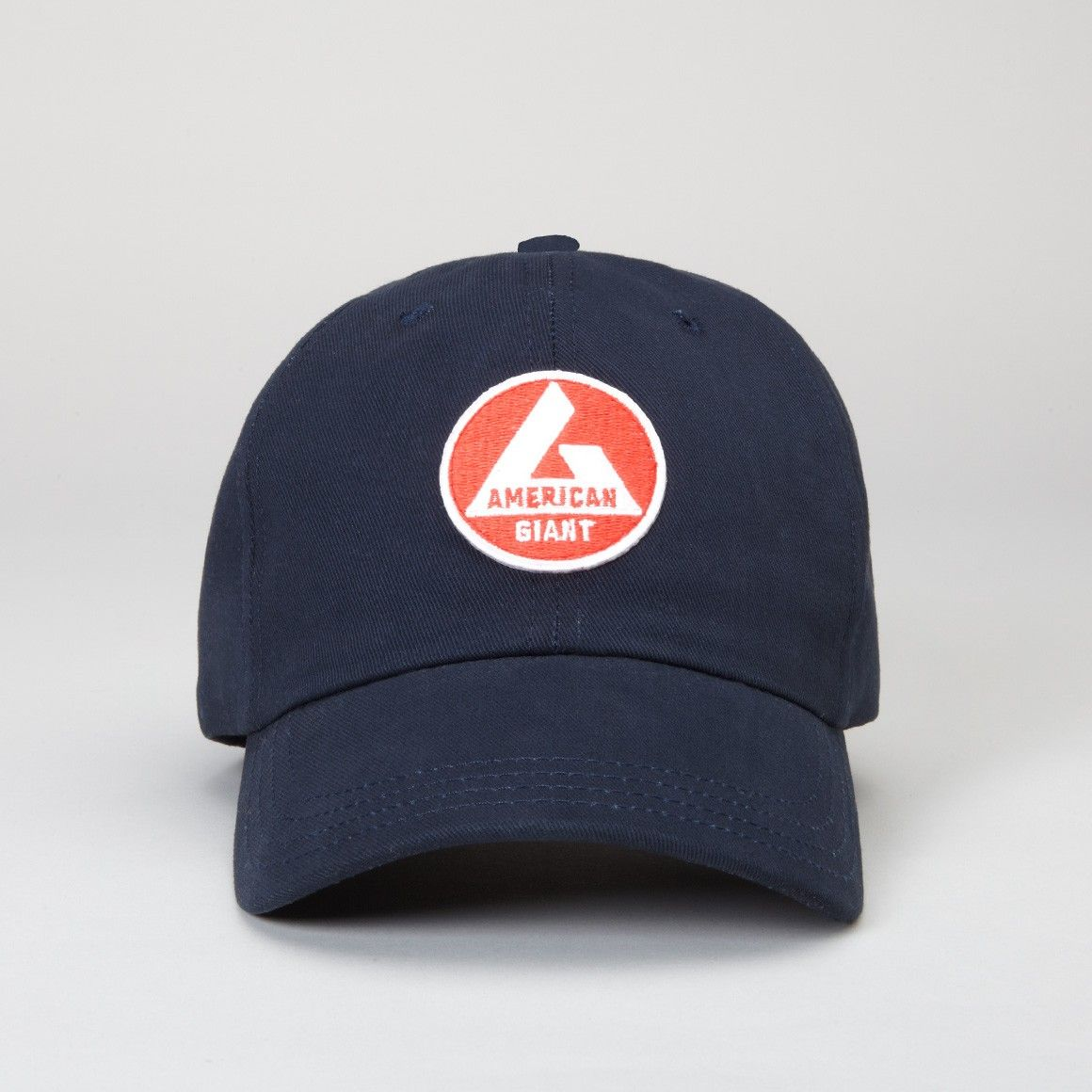 a5002f7e American Giant. Cotton Twill Baseball Hat - Hats - Men | Hats ...