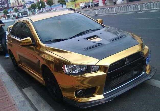 Bon Gold Evo!