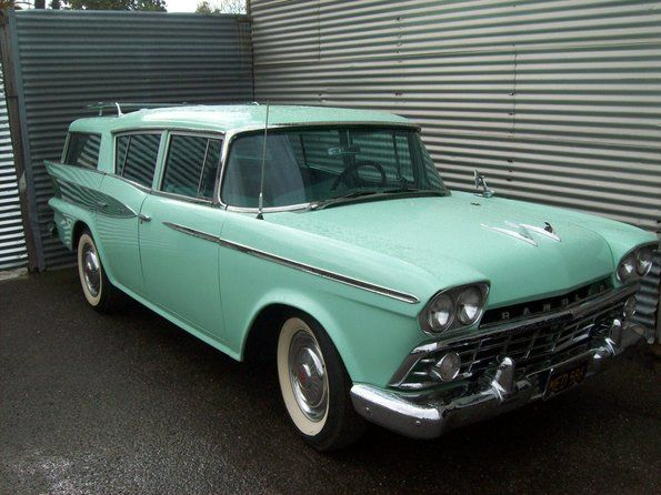 59 Rambler Wagon On Craigslist Station Wagon Forums Station