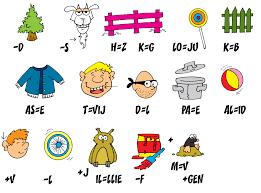 Afbeeldingsresultaat voor rebus kind | Groep 3/4 - Peanuts ...