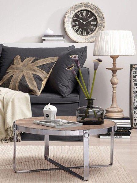 Sanftes Grau, Zartes Ecru Oder Beige, Kräftiges Braun Und Leuchtende Gold   Und Silbertöne Verleihen Unserem Zu Hause Eine Entspannte Atmosphäre.