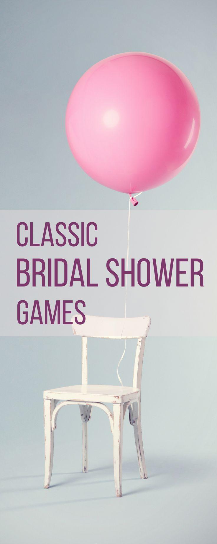 734c2c483b3f Classic Bridal Shower Games - Inspired Bride