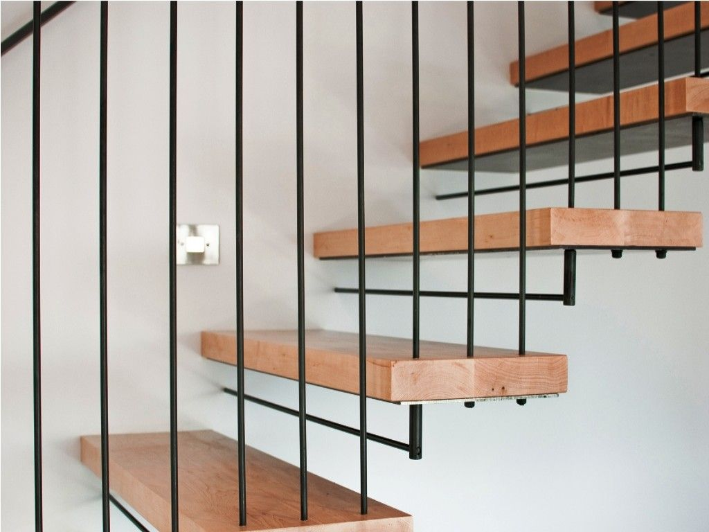 Floating Staircase Design : The Amazing Look Of Floating Stairs U2013 Interior  Exterior Designs