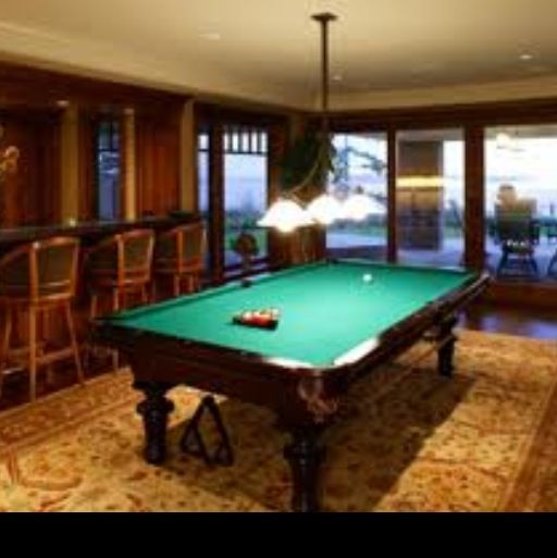 Luxury Man Cave Game Room Bar With Images: Entertainment Room, Game Room