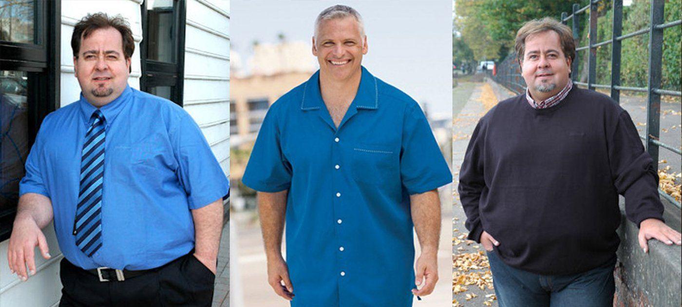жирные мужики в рубашках фото женщины уже