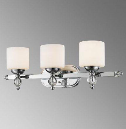 23 ideas for bathroom lighting over mirror chrome bath #