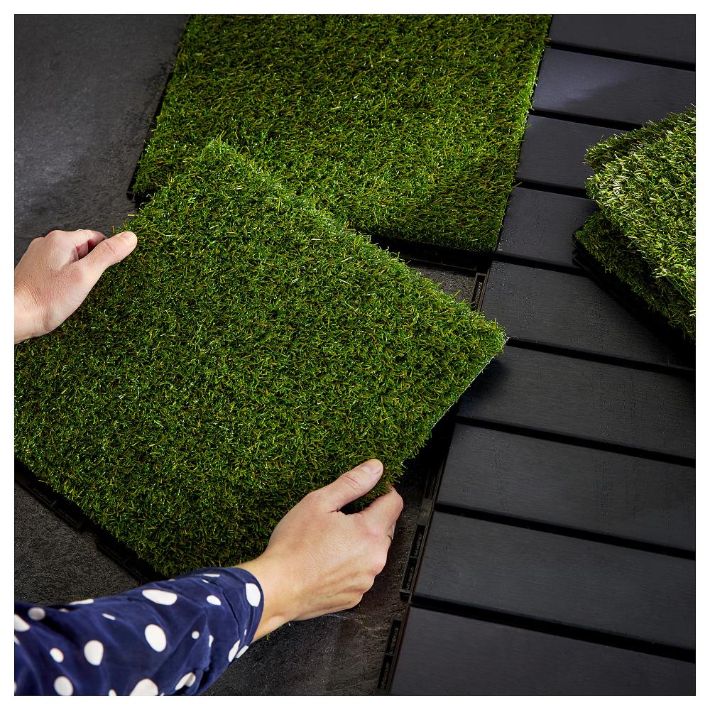 Ikea Runnen Artificial Grass Decking Outdoor Artificial Turf