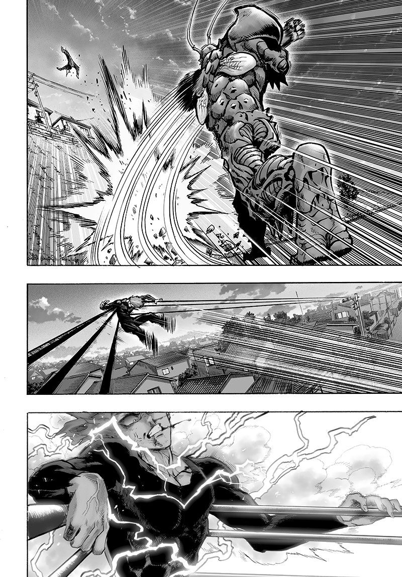 One Punch Man Capitulo 129 00 Limitador Ouroboros Scans Tumangaonline One Punch Man Manga One Punch Man One Punch