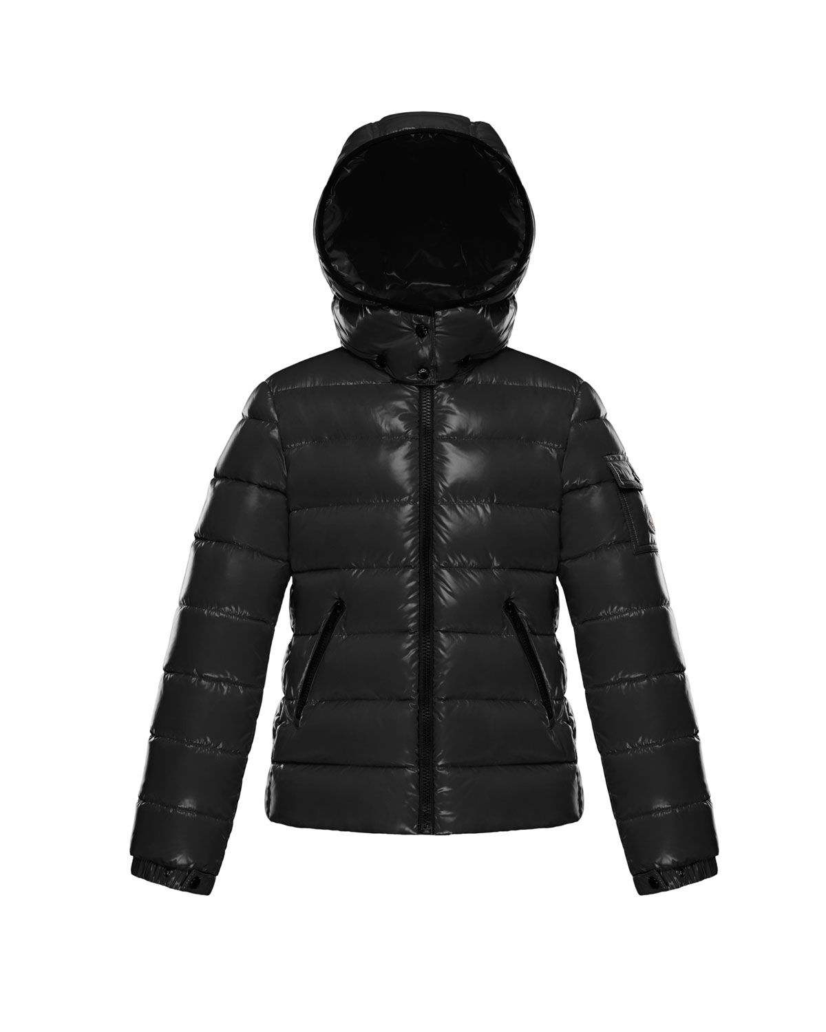 4a12b1119b25 Moncler Bady Fitted Puffer Jacket