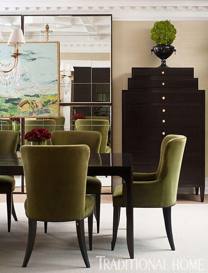Designer Showhouse of New Jersey   Dinner Chair/Table   Pinterest