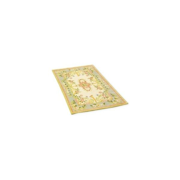 """Target : Chateau Flannel Rug - 3'9""""x5'9"""" ❤ liked on Polyvore featuring home, rugs, carpet, floor and furniture"""