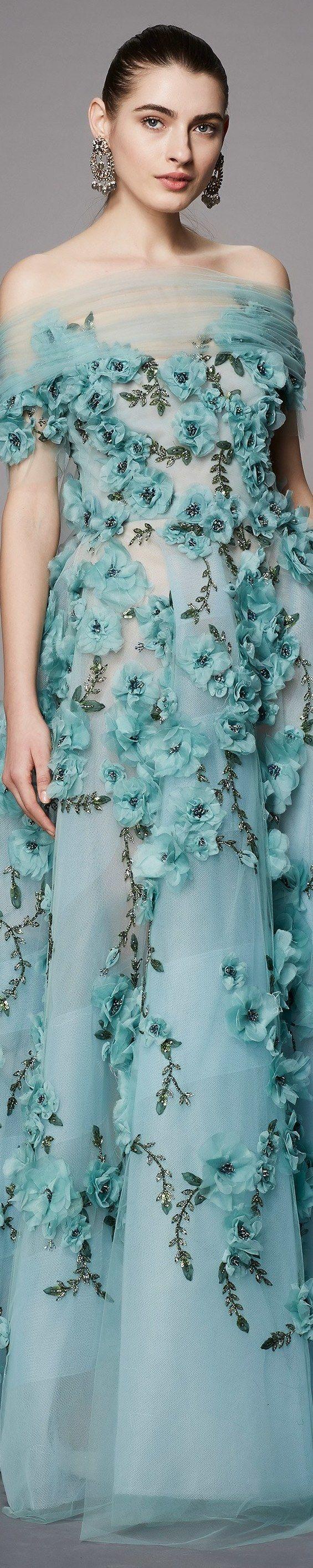 Marchesa Couture - Pre Fall 2017