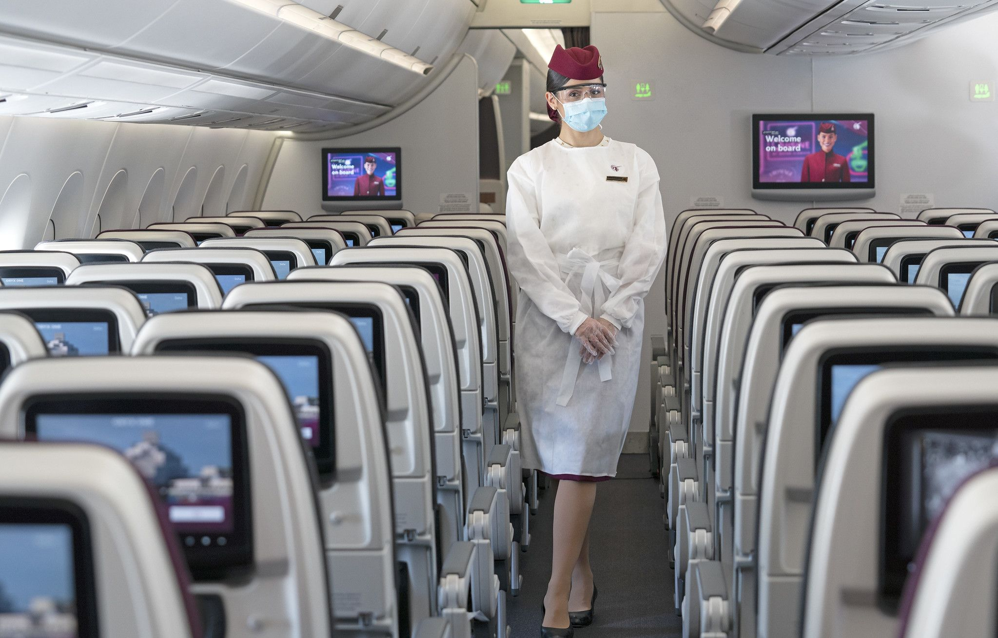 Pin on qatar airways in the news 2020