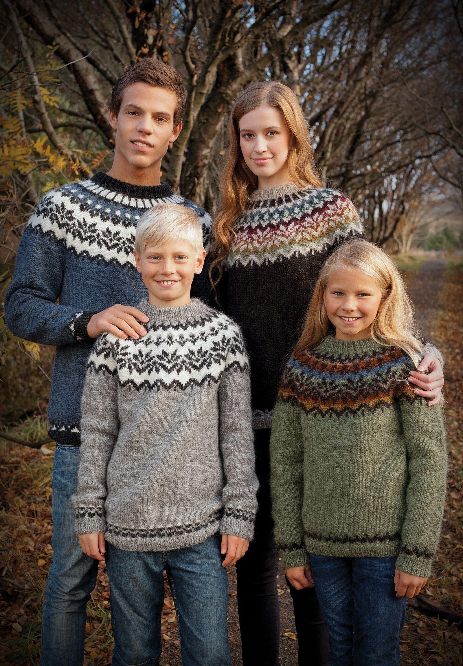 Mohair Pinterik0 In 2018 Boys Kids Lopi Lopapeysa Icelandic