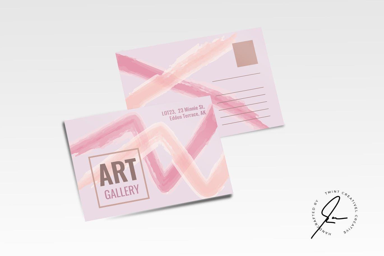 postcard template ai eps postcard design templates postcard