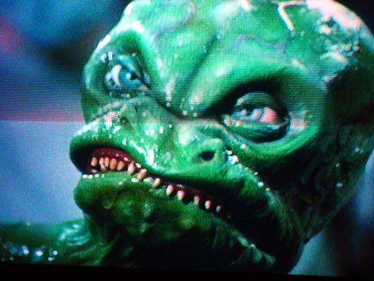 V - lizard baby #vthefinalbattle #aliens #scifi