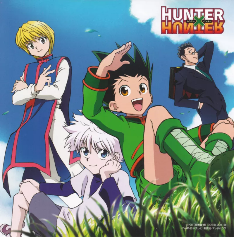 23 Tagalized Anime Shows You Used To Watch After School Hunter X Hunter Hunter Anime Hunter