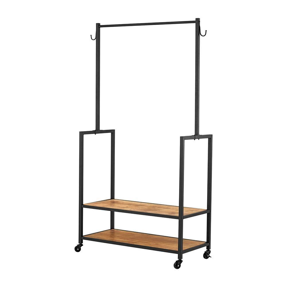 Home Depot Garment Rack Adorable Order Home Collection Metal Vintage Garment Rack  Garment Racks Review
