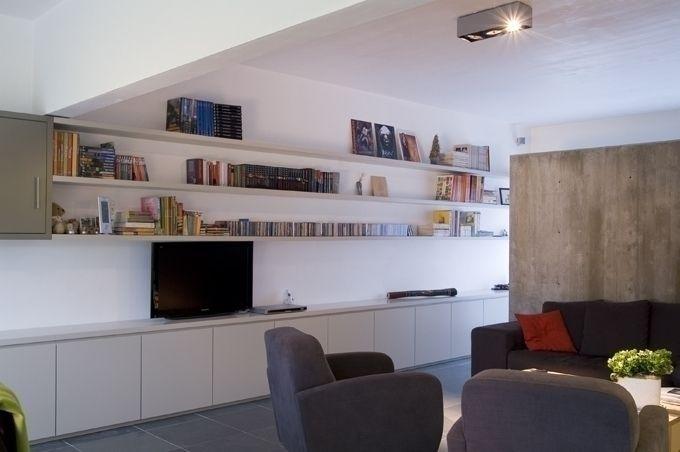 Tv meubel wandkast t huis interior design living for Tv wandkast