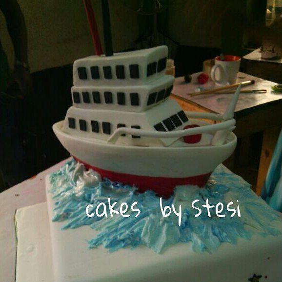 birthday cakes for men with ship design birthday cake ideas cake