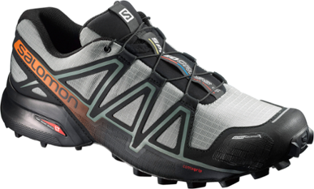 With lugged soles and breathable, weather resistant uppers