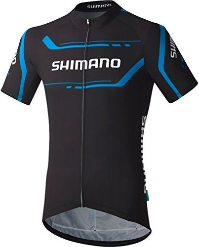 ca3a2e71d Shimano Performance Printed Short Sleeve Jersey Medium Black   Check this  awesome product by going to the link at the image.