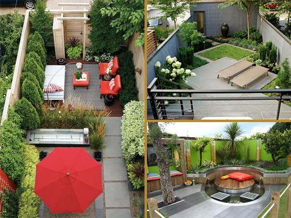 23 attractive and practical gabion ideas to enhance for Garden ideas for very small spaces