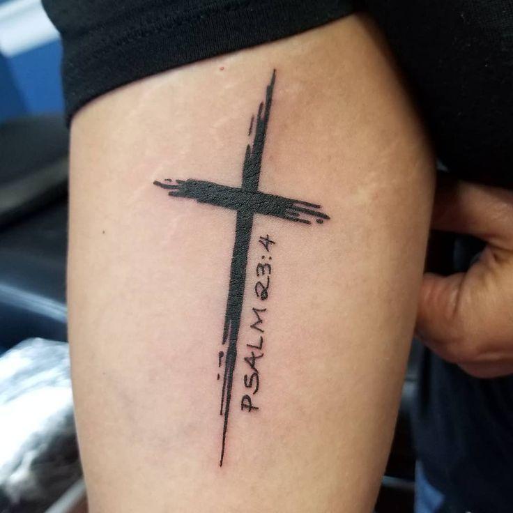 100 meilleurs tatouages croix et dessins pour #t des hommes et des femmes