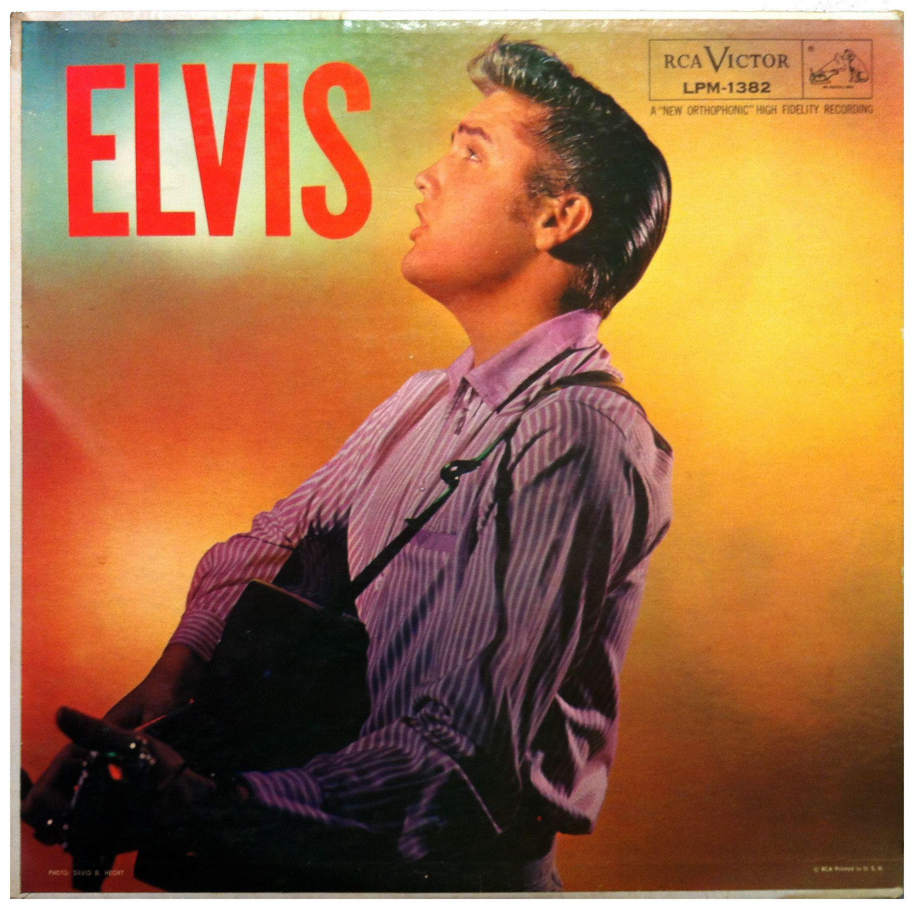 My favorite Elvis album cover | Album Cover Art ...