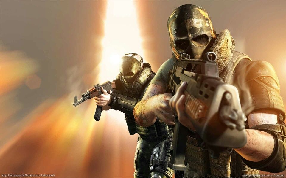 Army of two salem and rios army of two games pinterest army of two salem and rios voltagebd Image collections
