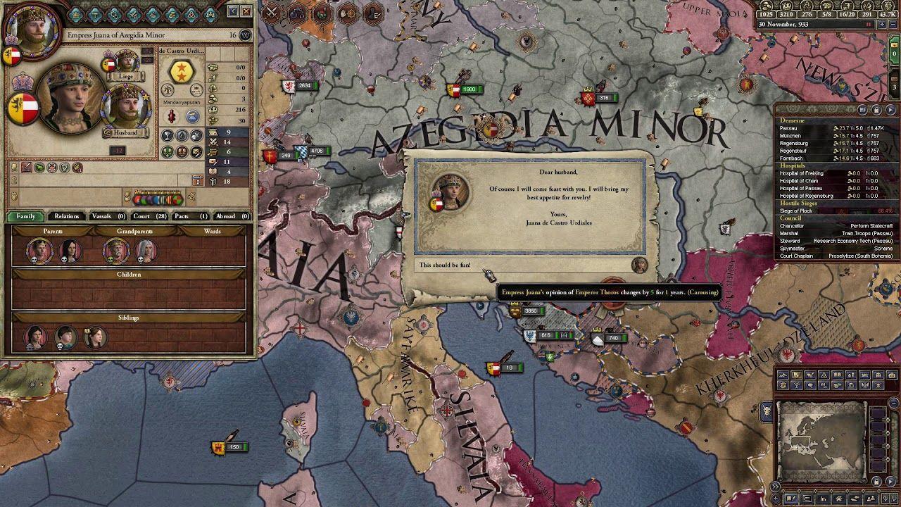 crusader kings 2 shattered world